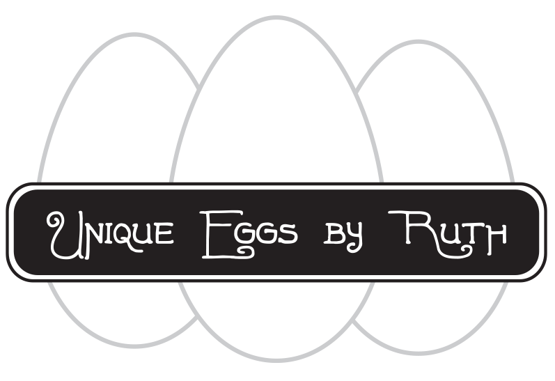 Unique Eggs by Ruth
